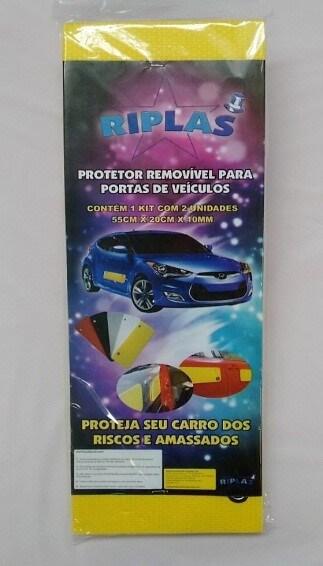 Protetor Removível para Porta de Veículos