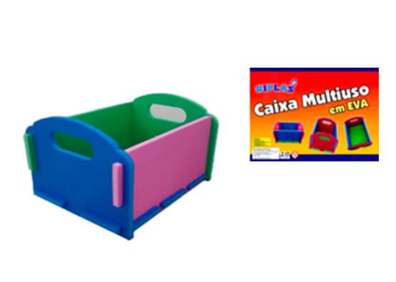 Caixa Multiuso Com 1 Peça