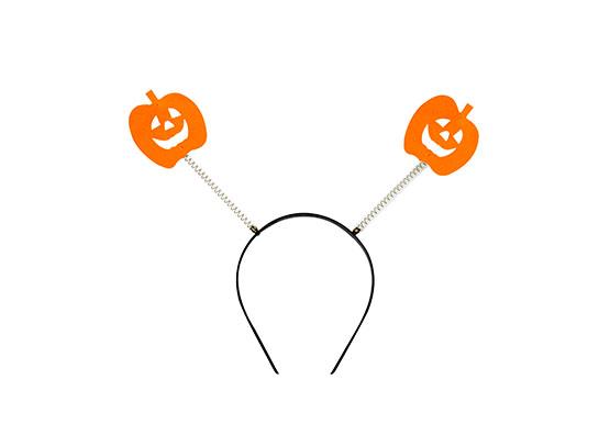 Tiara Halloween Abóbora