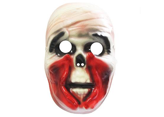 Máscara Caveira Enfaixada